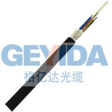 12 Core Nicht-Metall Outdoor-Faser-Optik-Kabel