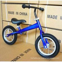 "Kids Child Push Balance Bike bicycle 12"" Blue"