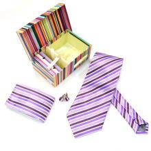 Высокое качество шелковая ткань мода галстук (Д1) для продажи