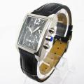 Japan Quartz Water Resistant Stainless Steel Watch Men (HAL-1291)