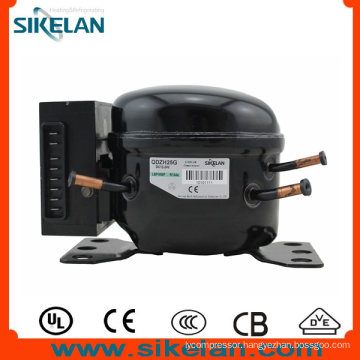 New L Series Sikelan DC Compressor 12V Freezer Compressor Qdzh25g R134A Lbp Mbp for Car Fredge