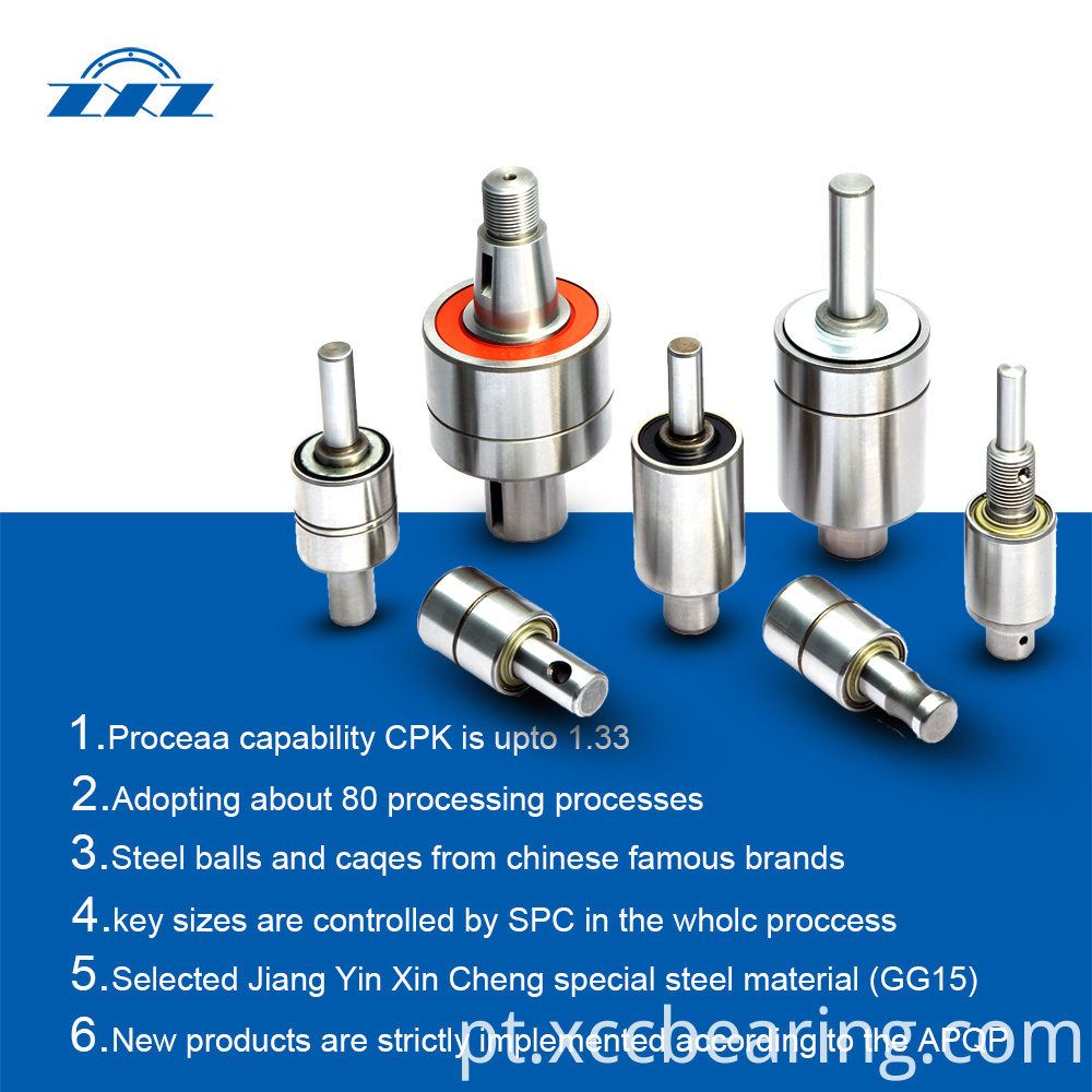 Automotive Water Pump Bearings