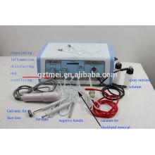 Multifunctional galvanic electrical facial machine galvanizing machine facial