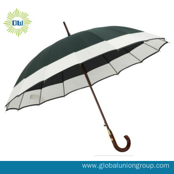 Auto Open Promotion Straight Umbrella