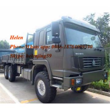 Camión potente del camión del eje del Styr de la calidad del ejército