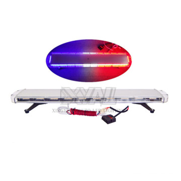 12V 24V Dual Voltage Policeman Used Ambulance Fire Truck Wrecker Tractor Car Roof LED Emergency Vehicles Warning Light Bars
