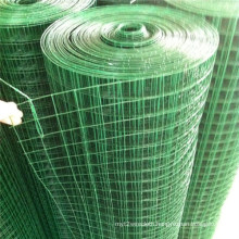 China (WWM) PVC Coated Galvanized Welded Wire Mesh