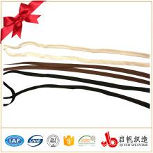 OEM diseño ancho 3mm-20mm cordones de zapato de nylon planas