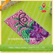 Fashion design mobile phone decoration sticker, mobile phone sticker