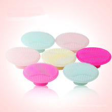 Soft and Comfortable Silicone Face Washing Cleaning Brush