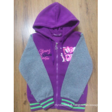 Winter Kids Girl Coat na roupa das crianças (WGC003)