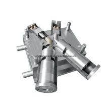 Kunststoff-Spritzguss-Rohr passende Form (JZ-PP-001)