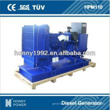 100KVA generación de energía Lovol 60Hz, HPM110, 1800RPM