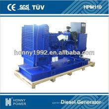 100KVA Lovol 60Hz geração de energia, HPM110, 1800RPM