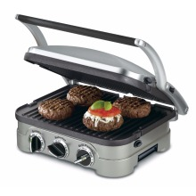 Grelhas eléctricas 5 em 1 Panini Press para Smart Kitchen Appliance