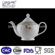 A039 High quality bone china ceramic wholesale decorative pitcher