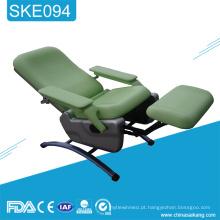 Cadeira ajustável manual da doação de sangue do hospital SKE094 barato