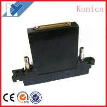 Cabezal de impresión original Konica Minolta Km1024 Mnb Solvente para impresora Zhongye / Allwin / Agfa / Liyu