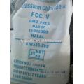 Cloruro de potasio El mejor precio con buena calidad FCC & GB