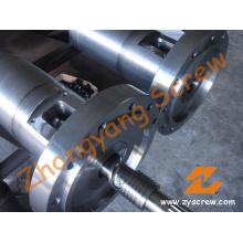 Nut Art Schraube Barrel für Rohr-Extrusion Maschine
