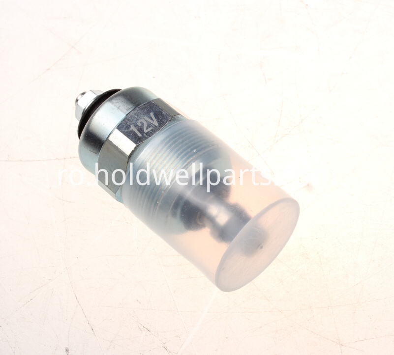 Bobcat 12V Fuel Solenoid 6630546 fit for Loaders 2