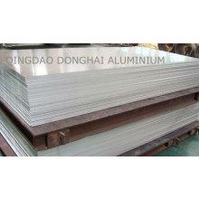Feuille d'aluminium pour toiture