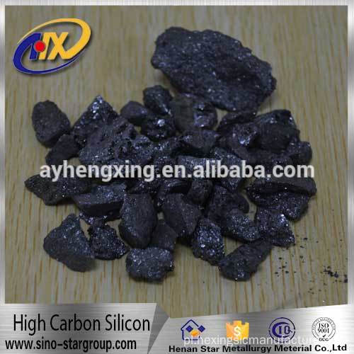 best price hot sale to Asia and Europe high carbon ferro silicon