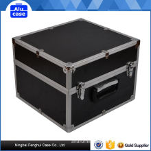 Hot selling factory supply aluminum leather briefcase