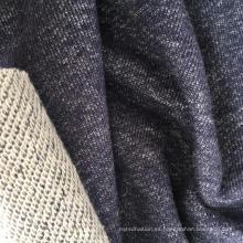Tela de lino de tela de algodón de algodón de rayón (qf15-2196)