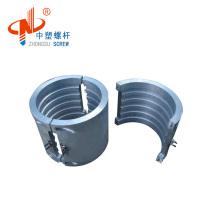 Cast Aluminum Screw Barrel Heater for plastic