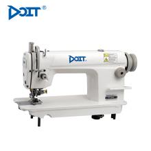 Máquina de costura industrial do vestuário do ponto fixo DT5200 de alta velocidade com cortador