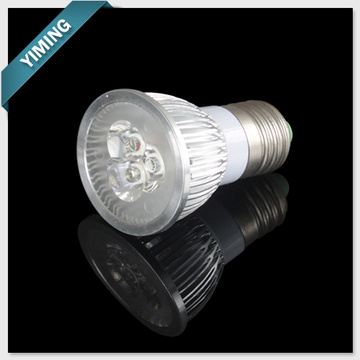 3W E27 LED Spotlight