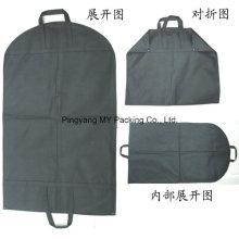 Promotion Einweg-Reise Non Woven Anzug Abdeckung Bekleidungs-Tasche
