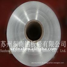 8011 tiras de chapa de alumínio