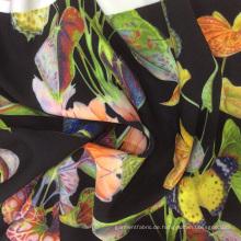4-Wege Spandex Digital gedruckten Kleidungsstück Stoff