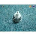 Disipador térmico de aluminio redondo de fundición a presión a troquel de aleación de aluminio