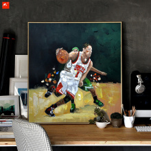 Players Decorative Canvas Painting