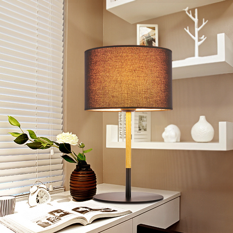 Application Decorative White Table Lamps