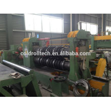 HR CR GI 8mm Steel coil slitting machine