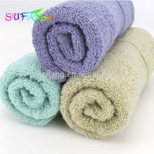 Nouveaux produits vente chaude 100% bambou coton serviette de sport de golf