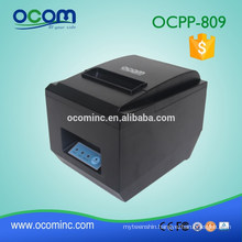 cheap auto cutter 80mm thermal printer(OCPP-809)