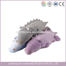 Brinquedo bonito do crocodilo do luxuoso super macio do estilo do descanso de 40cm