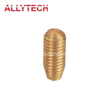 Precision Brass Turning Screw