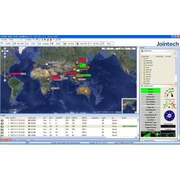 GPS que segue o software (JT1000C / S (Rebranding aceitado))