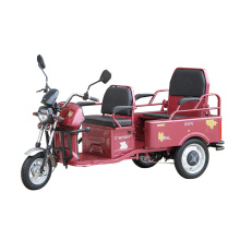 48V 650W battery operated recreation tricycle