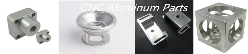 Cnc oem cutting aluminum part
