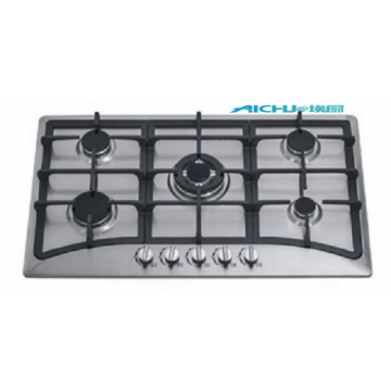 5 Burners Home Appliance Gas Hob