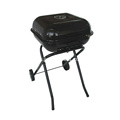 "18 ""Square Foldable Charcoal Grill med Trolley"