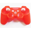 Housse en silicone Housse de protection avec Etui pour PS3 Manette Joystick Gel en caoutchouc