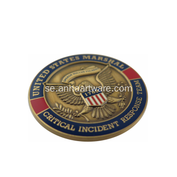 Professionell Custom Metal Army Military Challenge Coin
